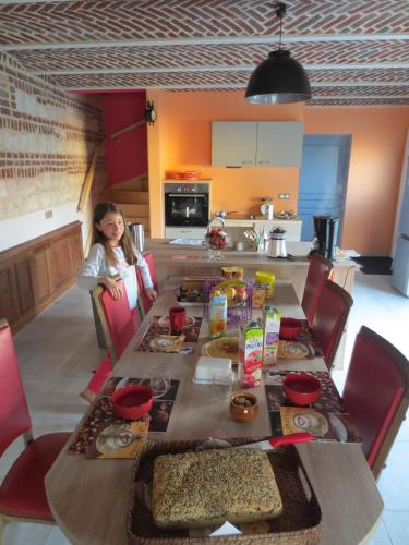 La Tourelle : Bed and Breakfast near Fosseux