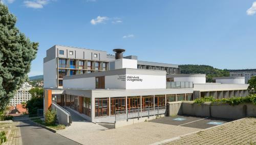 Centre International de Séjour André Wogenscky : Hostel near Saint-Christo-en-Jarez