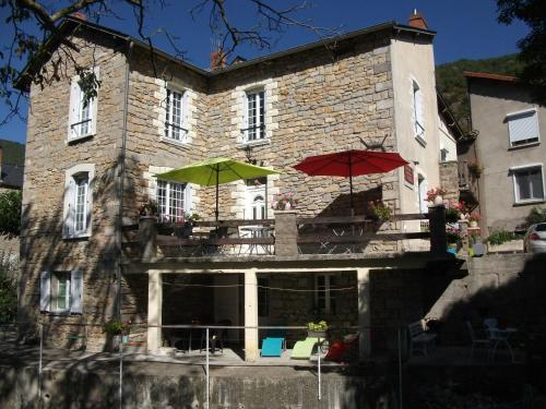 La Petite Boynarde : Guest accommodation near Le Rozier