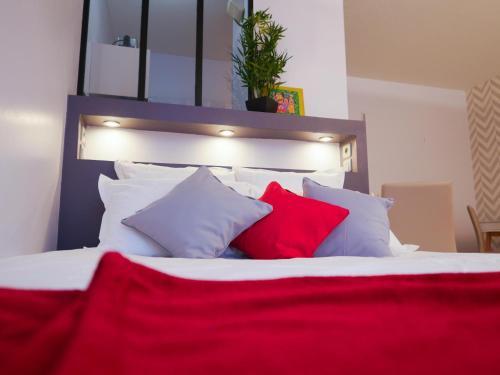 Studio Premium Zénith Arènes Purpan : Apartment near La Salvetat-Saint-Gilles