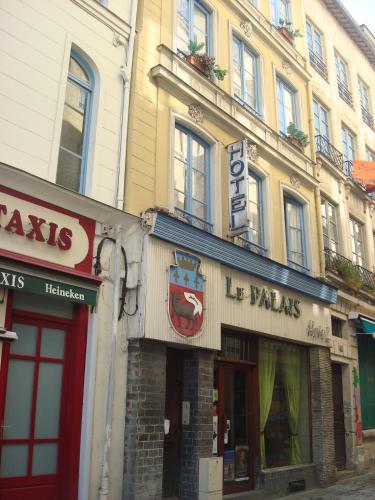Hôtel du Palais : Hotel near Rouen