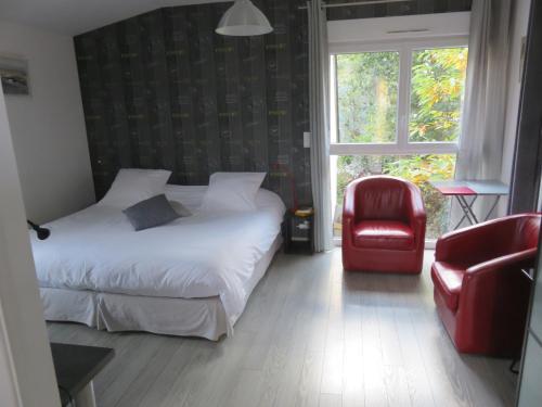 Au Cadran Solaire : Apartment near Orvault