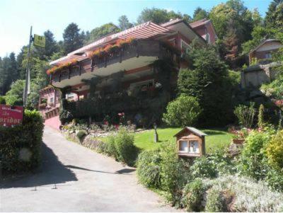Hotel Restaurant au Floridor : Hotel near Bourbach-le-Haut