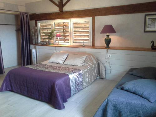 Le Logis Du Four : Bed and Breakfast near Clavé