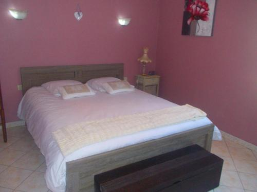 AU CH'TI DEL LYS : Bed and Breakfast near Ergny
