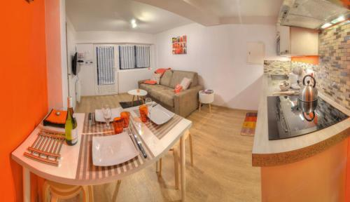 La Loge du Mont Granier, Appart Hôtel Chambéry Sud : Apartment near Barraux