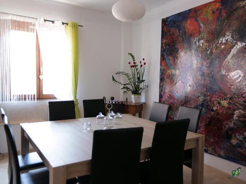 A La Maison De Marie : Guest accommodation near Hattstatt