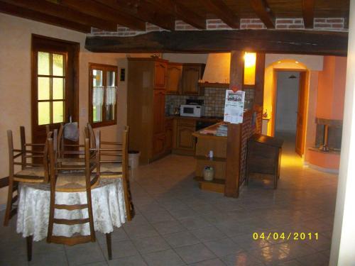 une petite pose : Guest accommodation near Sergenaux