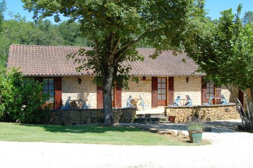 Les Filolies : Bed and Breakfast near Saint-André-d'Allas