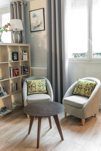 Le Studio 1517 : Apartment near Cachan