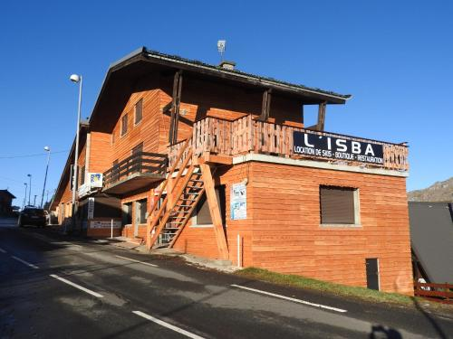 L'Isba : Apartment near Ganties
