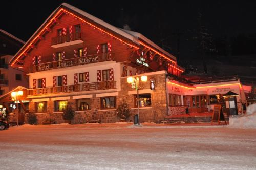 Le Chalet Suisse : Hotel near Beuil