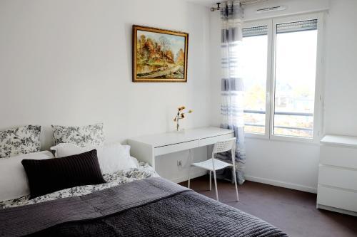Summer in Paris : Apartment near Charenton-le-Pont