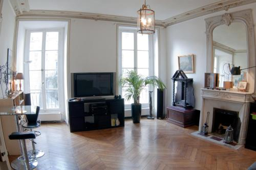 Dream catcher : Apartment near Paris 6e Arrondissement