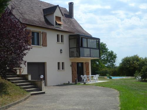 Les Bories : Guest accommodation near Montgesty