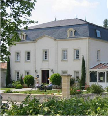 Le Pavillon de Margaux : Hotel near Bourg