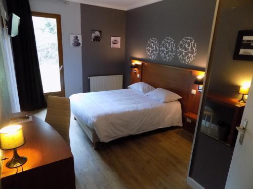 Hotel Martinez Grenay : Hotel near Valencin