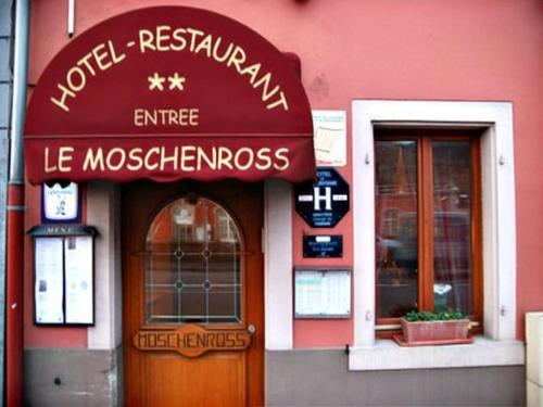 Hôtel Restaurant Le Moschenross : Hotel near Bréchaumont