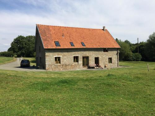 La Grange : Guest accommodation near Montaigu-les-Bois