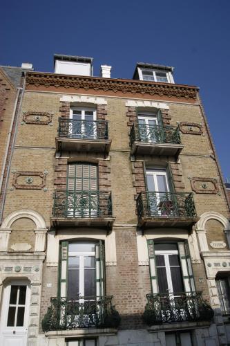 Simple Asile : Apartment near Mers-les-Bains