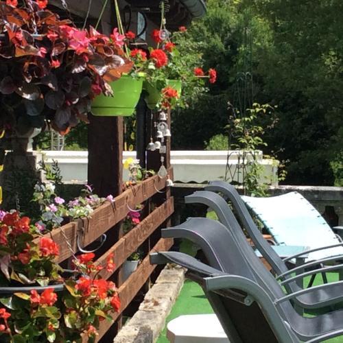 Gite La Charrue : Guest accommodation near Gout-Rossignol