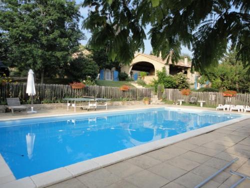 Un Gite de Charme en Haute Provence : Guest accommodation near Saint-Genis