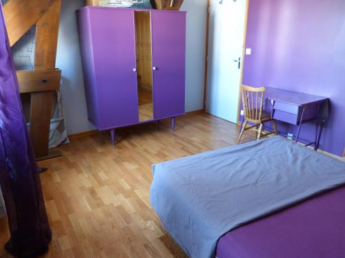 Entre Vignes Et Marais : Guest accommodation near Villevenard