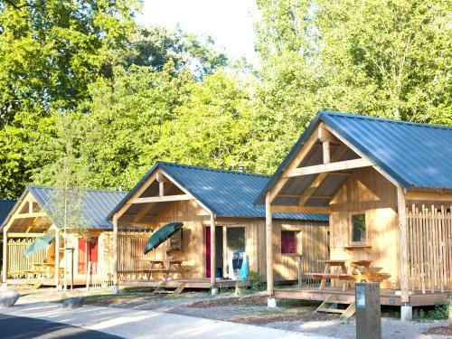 Camping de Strasbourg : Guest accommodation near Oberhausbergen