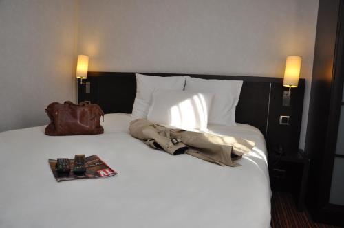 Kyriad Nantes-Carquefou : Hotel near Sainte-Luce-sur-Loire