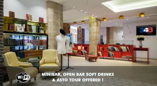 Hotel 34B - Astotel : Hotel near Paris 9e Arrondissement