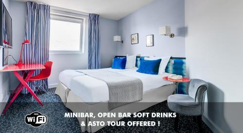Hotel Acadia - Astotel : Hotel near Paris 9e Arrondissement