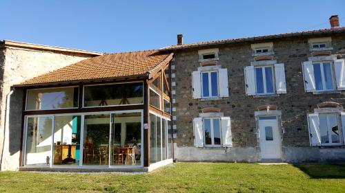 La Halte du Pèlerin Chambres d'hôtes : Bed and Breakfast near Saint-Sixte