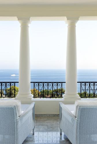 Grand-Hotel du Cap-Ferrat, A Four Seasons : Hotel near Saint-Jean-Cap-Ferrat