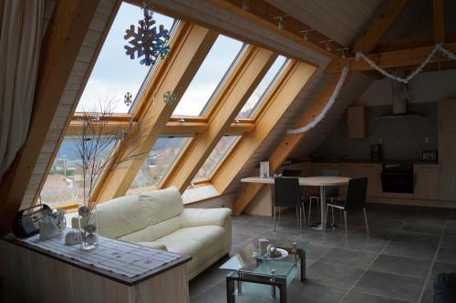 Gîtes du Taennchel : Guest accommodation near Saint-Hippolyte