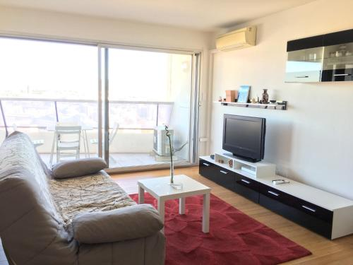 Prado T2 : Apartment near Marseille 8e Arrondissement