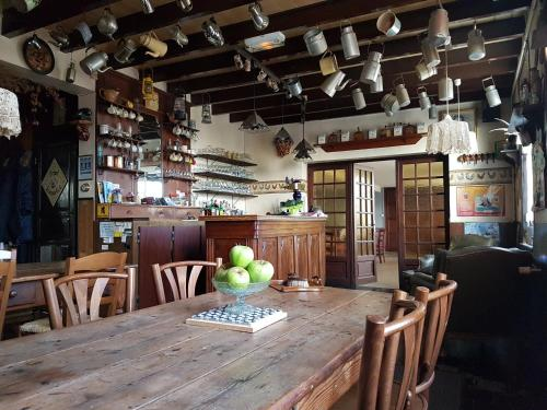 Au Gallodrome : Bed and Breakfast near Looberghe