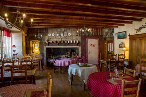 Hôtel Restaurant du Plomb du Cantal : Hotel near Pierrefort