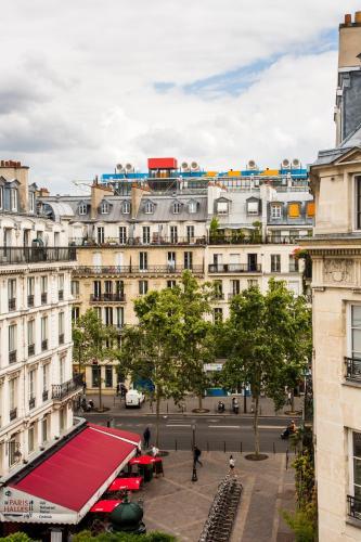 Hotel Agora : Hotel near Paris