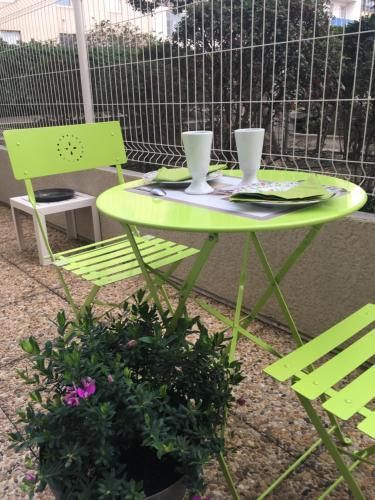 Les allées du Prado : Apartment near Marseille 10e Arrondissement