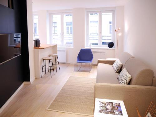 Le Chat Qui Dort : Apartment near Marquette-lez-Lille