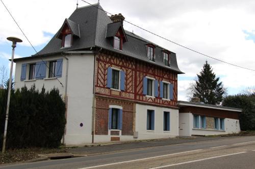 Propriété La Claire : Bed and Breakfast near Gonneville-sur-Honfleur