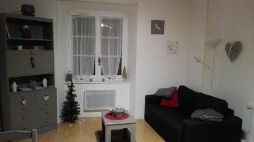 Appartement L'Accroche Coeur : Apartment near Turckheim