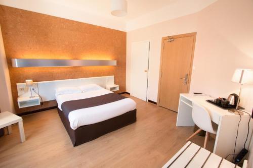 Hôtel Mondial : Hotel near Peyrestortes