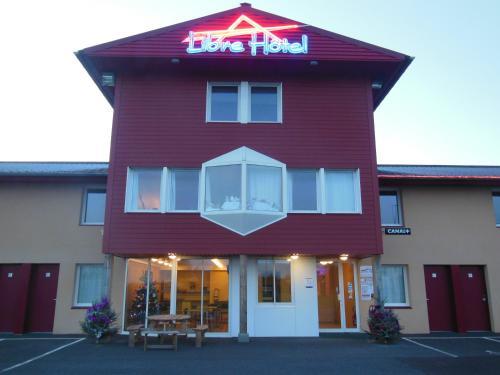 Libre Hôtel : Hotel near Saint-Martin-de-Mailloc