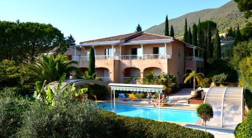 Villa La Lézardière : Apartment near Venterol