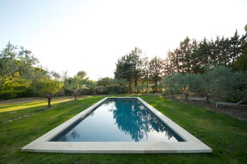 Chambre d'hôtes le Mirail : Bed and Breakfast near Peypin-d'Aigues