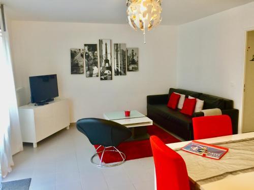 Dream Apartments : Apartment near Magny-le-Hongre