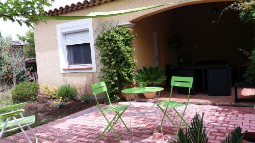 Les Figuiers Du Vallon : Guest accommodation near Cuers