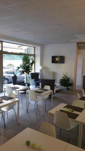 Hotel Restaurant De Belgique : Hotel near Menton