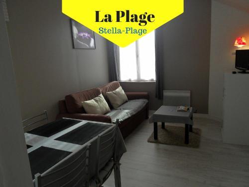 La plage : Apartment near Cucq